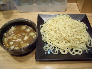 つけ麺あまのや つけ麺[正油味]