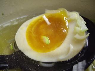 らーめん麺てつ 塩らーめん(味玉)