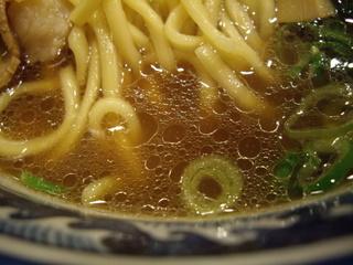 徳島中華そば徳福 中華そば(スープ)