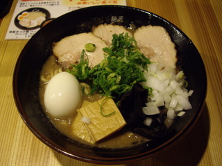 麺匠克味 特製超濃厚NEO-トンコツ