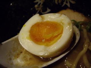 麺匠克味 特製超濃厚NEO-トンコツ(味玉)