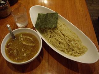 麺やRYOMA つけ丸【塩丸鰹味】