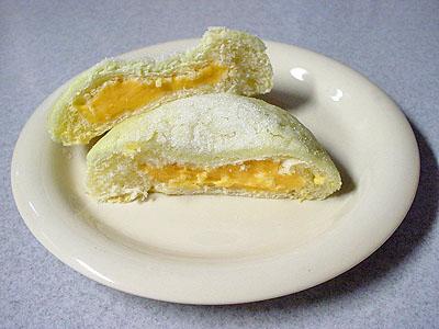 夕張メロンクリームパン