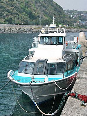 城ヶ崎遊覧船