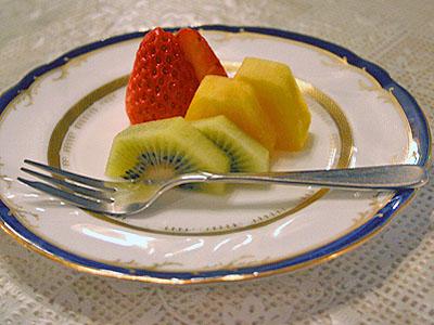 水菓子 「季節のフルーツ」