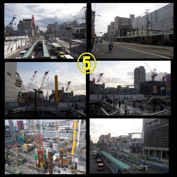 阿倍野開発-5