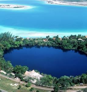 cenote azul 15
