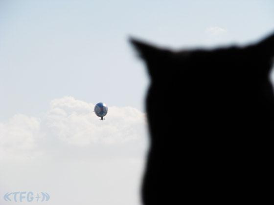 じゃすと気球船
