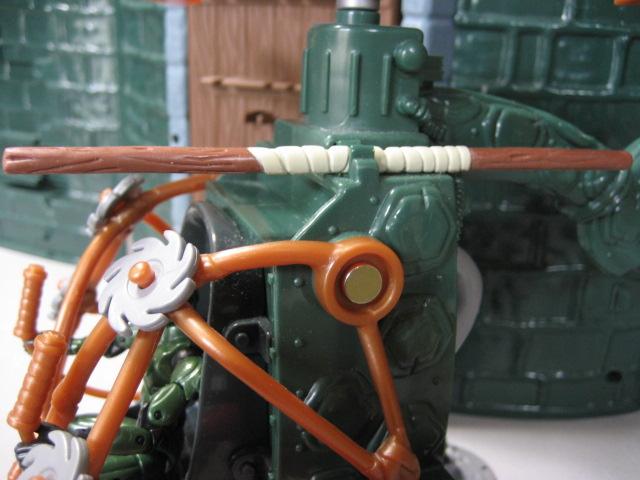 ドナテロスペシャルビークル タートルヘリ4