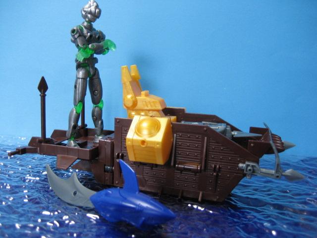 轟強襲水軍
