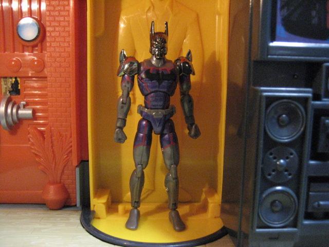 BATMAN BATCAVE4