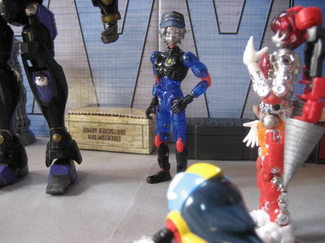 ロボットマン・バロン2