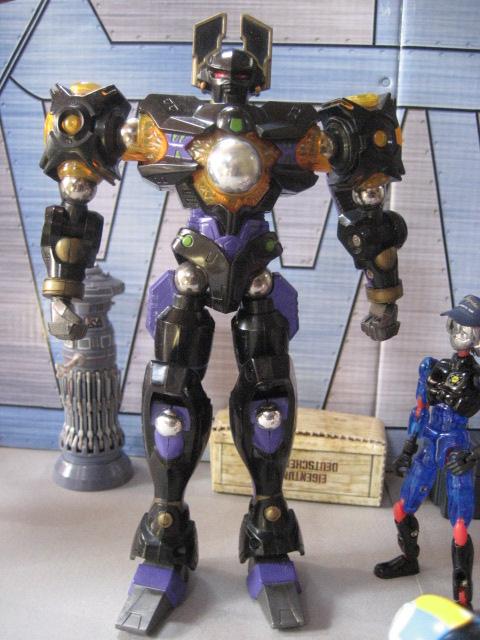 ロボットマン・バロン3