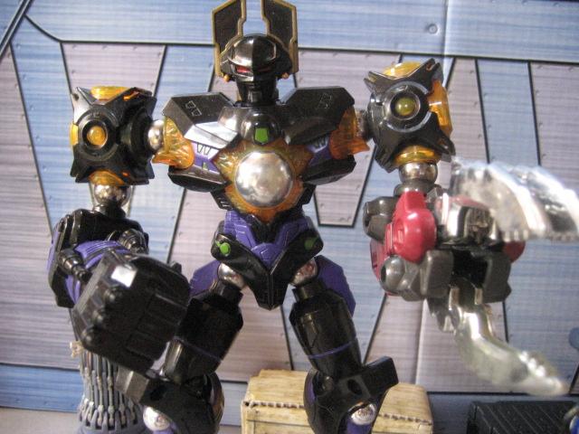 ロボットマン・バロン4