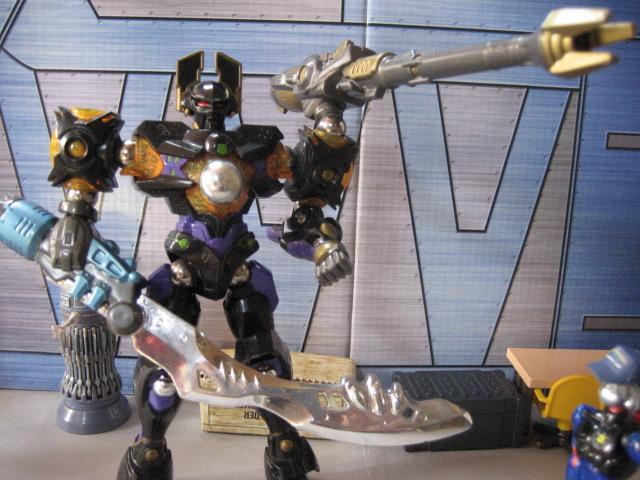 ロボットマン・バロン5