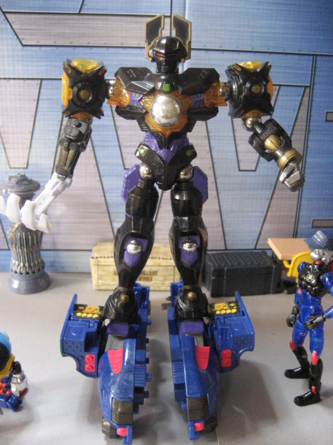 ロボットマン・バロン6