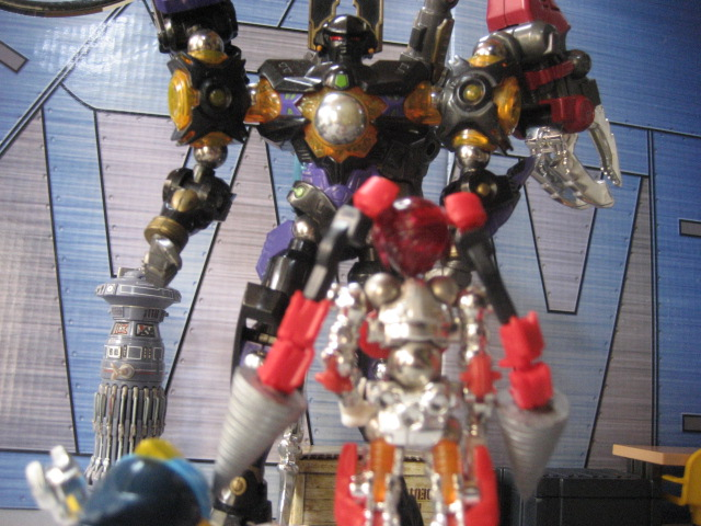 ロボットマン・バロン7