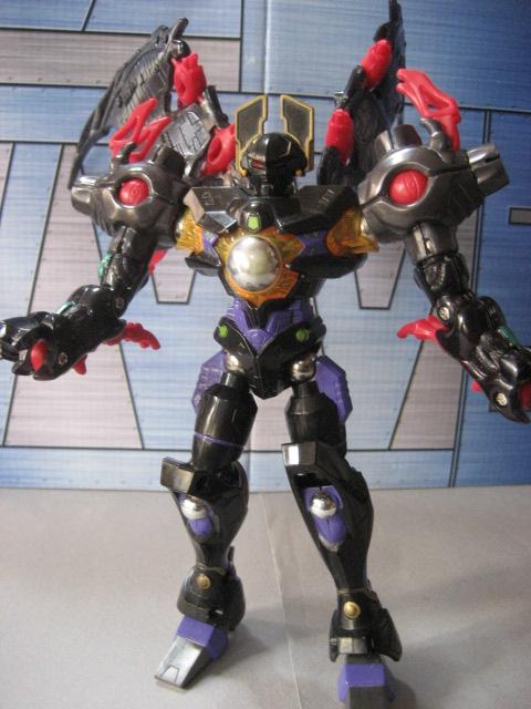 ロボットマン・バロン8