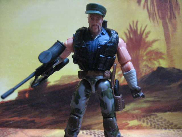 G.I.JOE 「GUNG HO vs COBRA VIPER」&SNOW SERPENT2