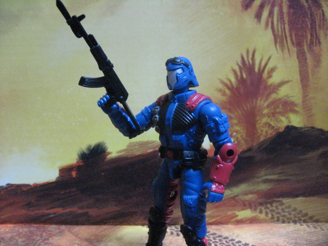 G.I.JOE 「GUNG HO vs COBRA VIPER」&SNOW SERPENT4