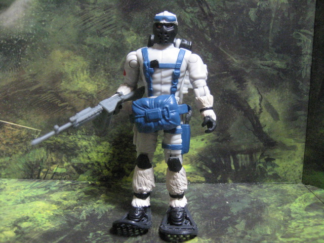 G.I.JOE 「GUNG HO vs COBRA VIPER」&SNOW SERPENT5