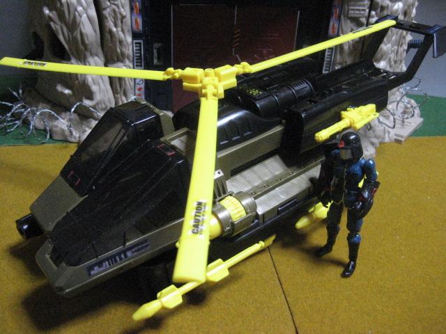 G.I.JOE DESTRO'S DOMINATOR7