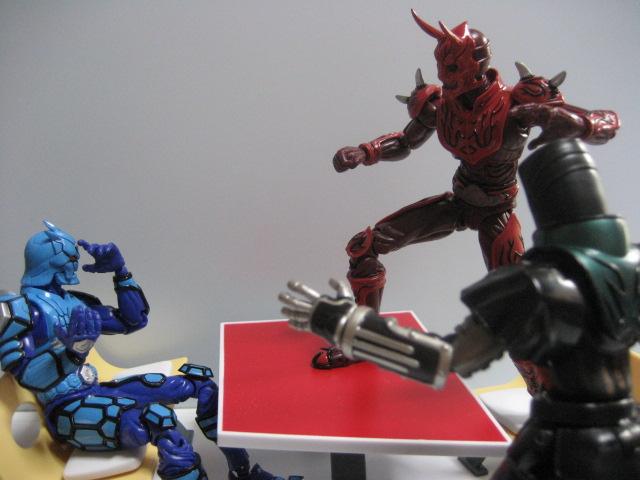 S.H.フィギュアーツ モモタロス4