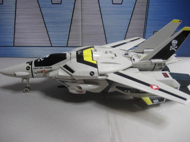 オリジン・オブ・バルキリー バルキリーVF-1S (ロイ・フォッカー機)