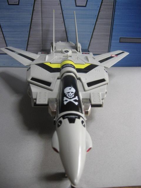 オリジン・オブ・バルキリー バルキリーVF-1S (ロイ・フォッカー機) 2