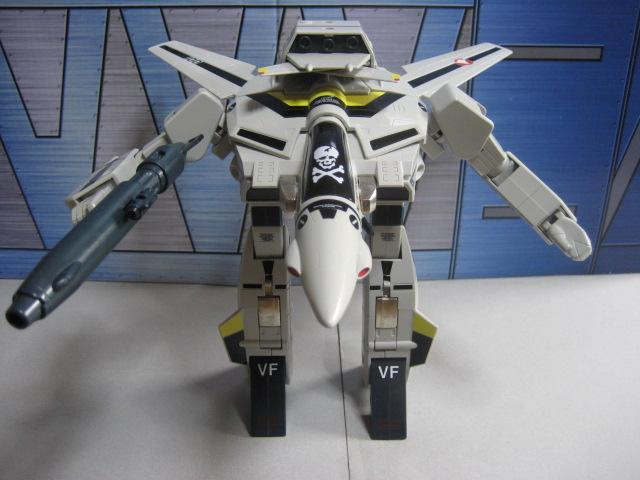 オリジン・オブ・バルキリー バルキリーVF-1S (ロイ・フォッカー機) 4