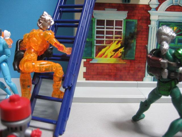 プレイモービル・消防士スターターセット7