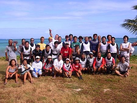 2010年2月27日ミクロネシアオープン8