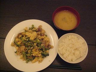 3.13夕食