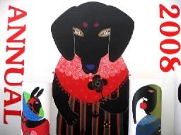 2008 イタリア・ボローニャ国際絵本原画展