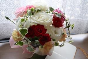 結婚式のお花