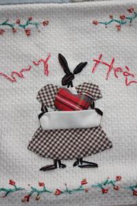 ウサギのポッケハート