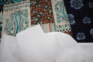 型紙と布2種類