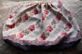 バラのスカートバック1