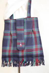 エッフェル塔のバッグ