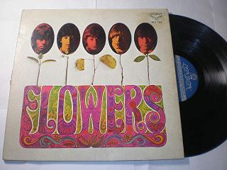 rolling stones flowers