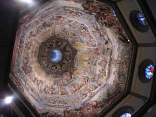 ドゥオーモ天井