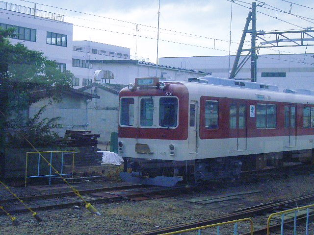 養老鉄道601編成