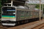 JR-E Nanbu-shisen205-w