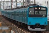 JR-E keiyou-201-rapid