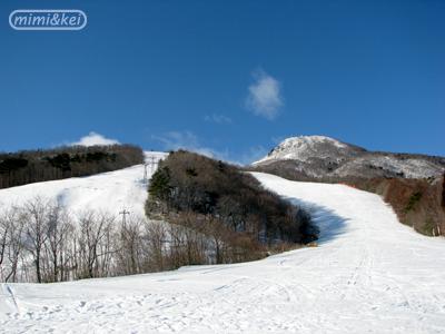 釜臥山スキー場山