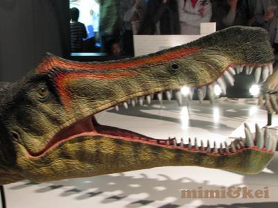 恐竜アンガトラマ1