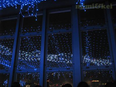 東京タワー天の川
