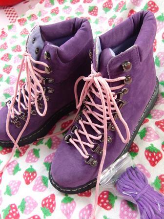 スイマー登山靴