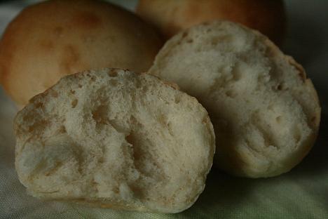 ミルキー酵母パン2