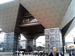 東京ビックサイト外観